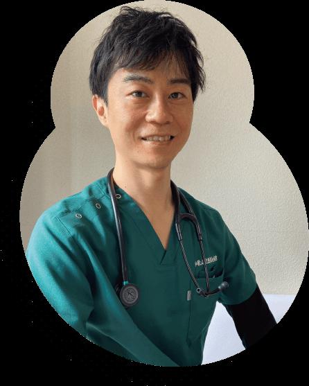 和歌山獣医綜合病院の院長