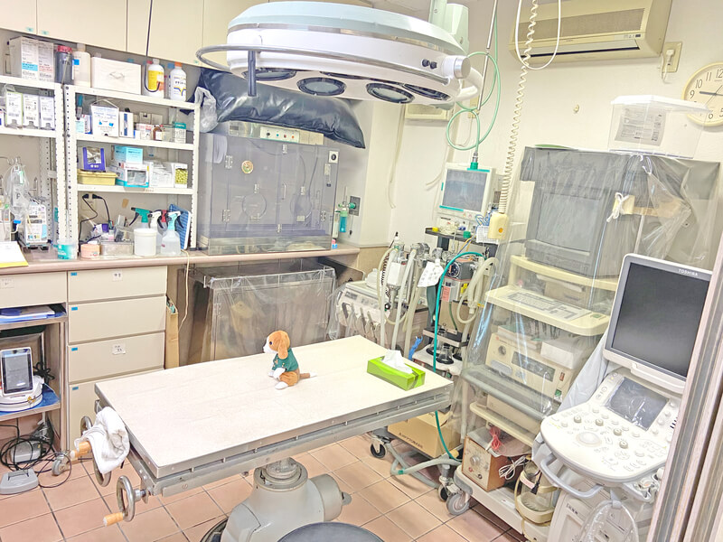 手術室兼検査室